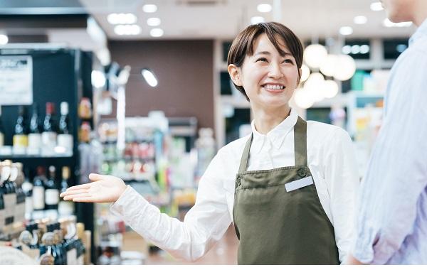 お店によるレジ業務の違い